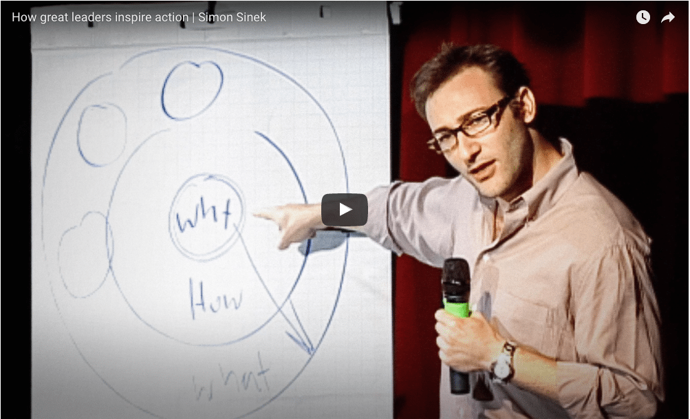 """Here's why knowing your """"why"""" is important"""